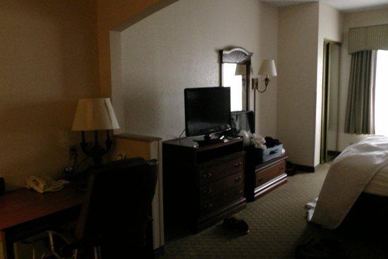 Comfort Suites: TV