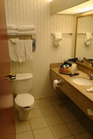 Comfort Suites: Bad