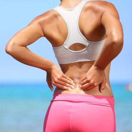 Massage Africa: back pain