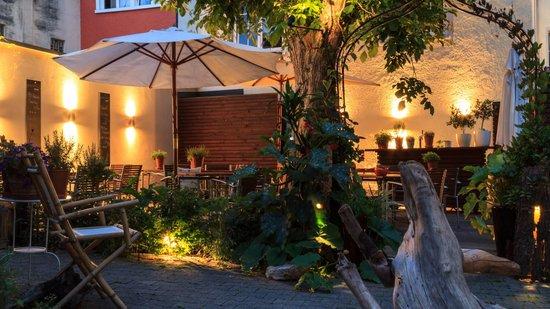 Back Side Picture Of Restaurant Valentin Lindau Tripadvisor