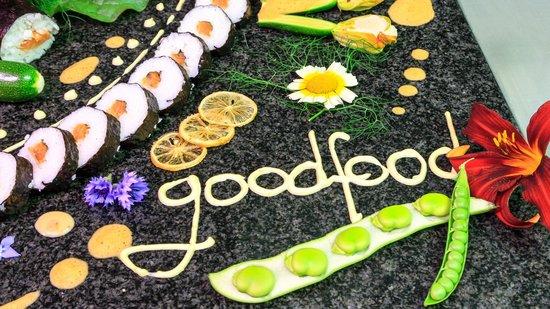Restaurant Valentin: GOPODFOODE
