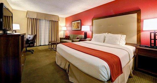 Holiday Inn Express San Diego N - Rancho Bernardo: Holiday Inn Express San Diego Hotel Rancho Bernardo Single Bed