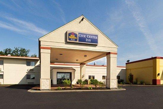 Best Western Plus Augusta Civic Center Inn : BEST WESTERN PLUS Civic Center Inn Entrance