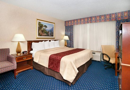 Red Roof Inn Knoxville Central: Superior King