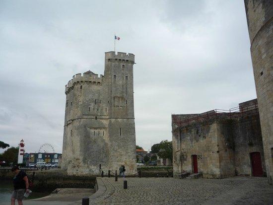 Tours de La Rochelle : le torri de la chain