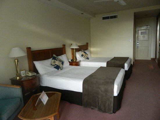 Rydges Tradewinds Cairns : The Rooms