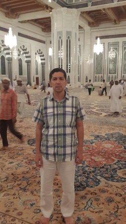 Gran mezquita del Sultán Qaboos: Внутри мечети