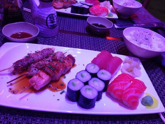 Sushi Yaki : Un régal :)