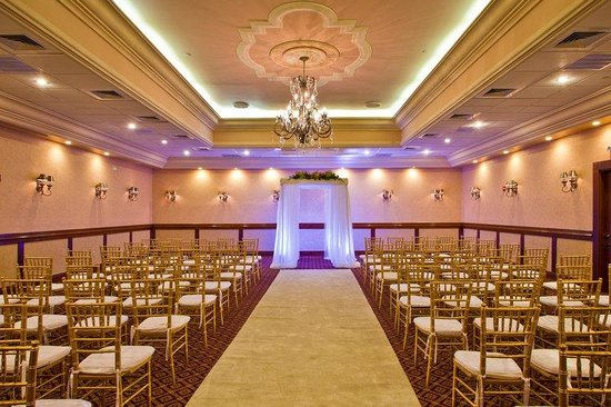 Holiday Inn Miami Beach - Wedding Ceremony in the Celebration Room