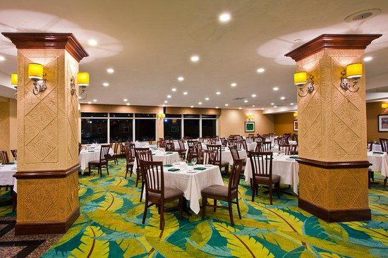 Holiday Inn Miami Beach-Oceanfront Paradise Cafe Restaurant