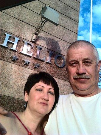 Hotel Helios Mallorca: отель