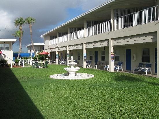 Ocean Court Motel: calme et propreté