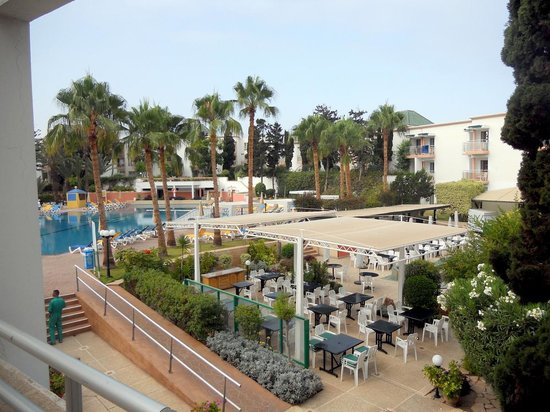 Hotel Agadir Beach Club: Piscine