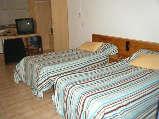 Hotel Palia Don Pedro: La chambre