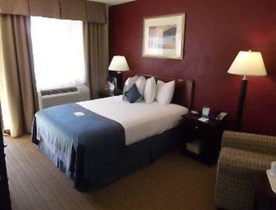 Baymont Inn & Suites - Lax/Lawndale: One Queen