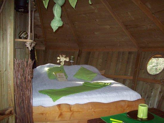 Natura Cabana : Cabane craque pigne