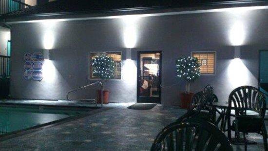 Quality Inn Hollywood: Reception
