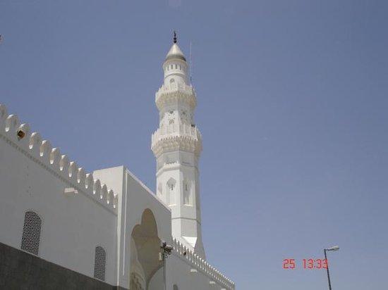 Mosquée de Quba : MASJID-E-QUBA, MADINA MUNAWWARAH