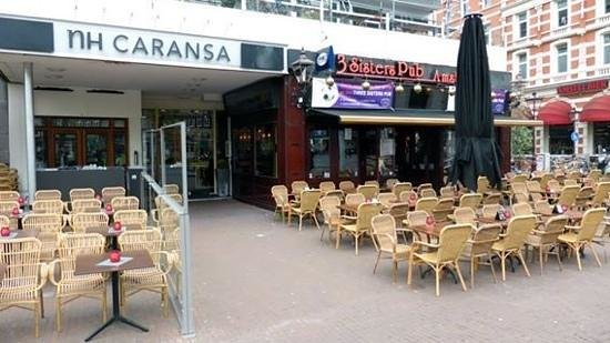 NH Amsterdam Caransa: Front of hotel