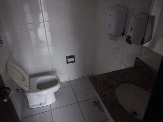Pousada Recreio da Praia : Bathroom