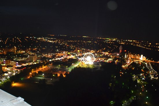 Skylon Tower: View from Tower