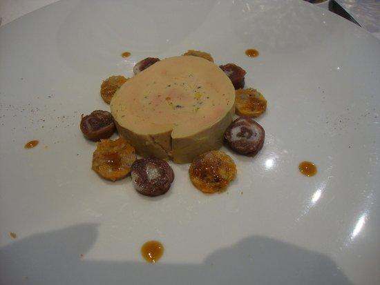 Zoko Moko: Foie gras cuit à 43° et magret séché