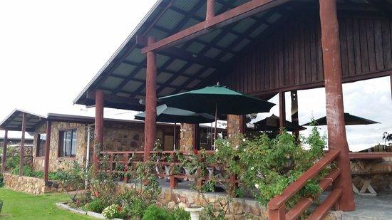 Cullen Wines - Cullen Restaurant: The Terrace