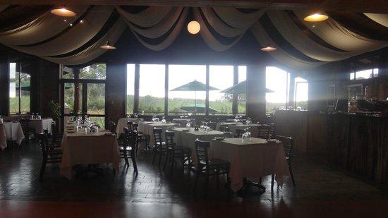 Cullen Wines - Cullen Restaurant: The view