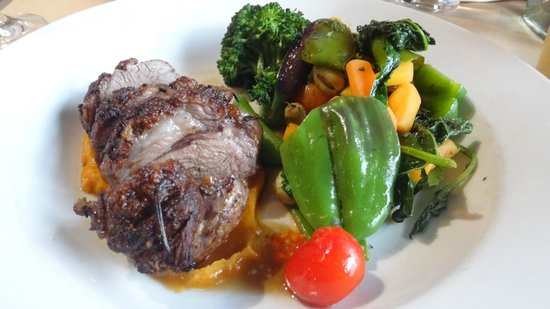 Cullen Wines - Cullen Restaurant: Great dish