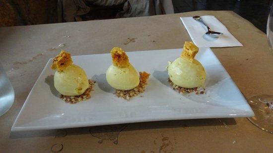 Cullen Wines - Cullen Restaurant: Very tasty dessert