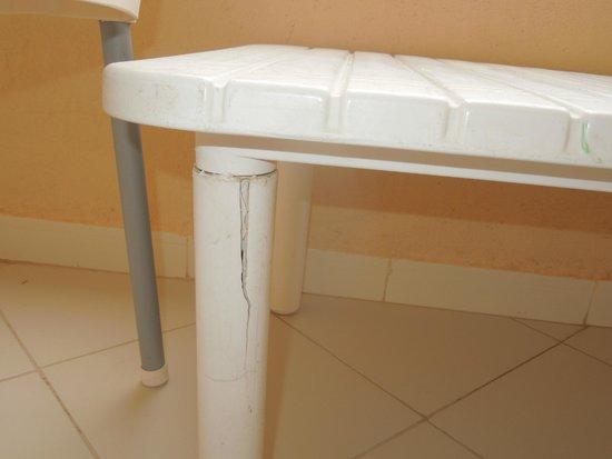 SENTIDO Rosa Beach : balcony furniture
