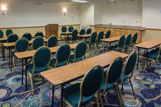 Holiday Inn Express Clermont: Meeting Room