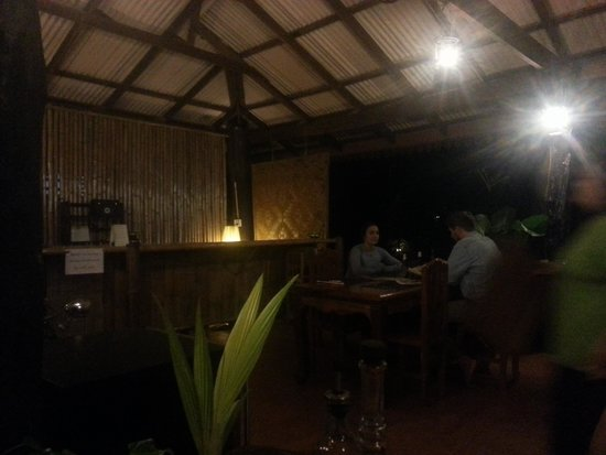 Khao Sok Paradise Resort : Restaurant