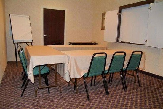 Holiday Inn Express Hotel & Suites Brevard: Boardroom