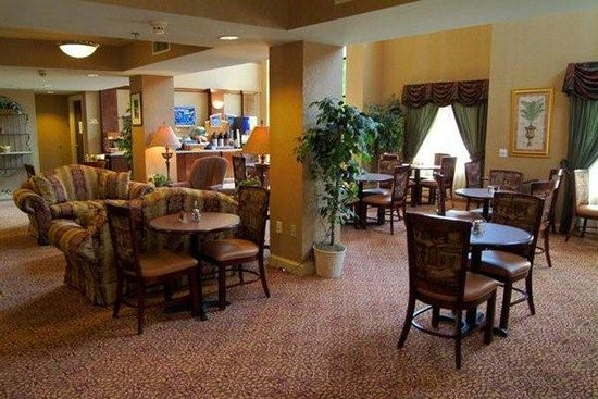 Holiday Inn Express Hotel & Suites Brevard: Breakfast Area