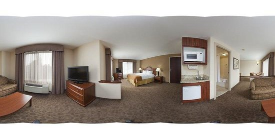 Holiday Inn Express Hotel & Suites Brevard: Jacuzzi Suite Room