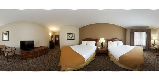 Holiday Inn Express Hotel & Suites Brevard: Two Queen Standard Room