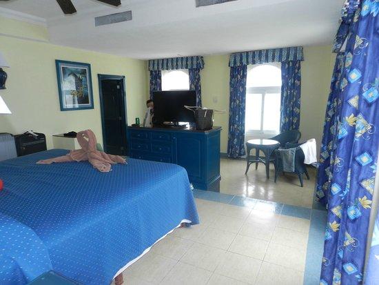 Hotel Riu Cancun: Quarto