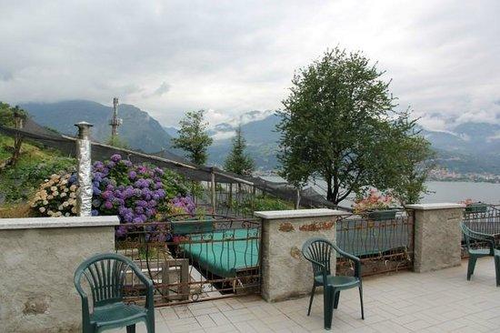 Colico, Italia: Vista Malacrida