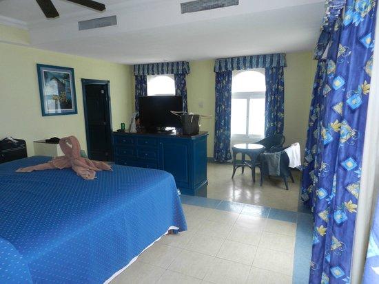 Hotel Riu Cancun: O quarto