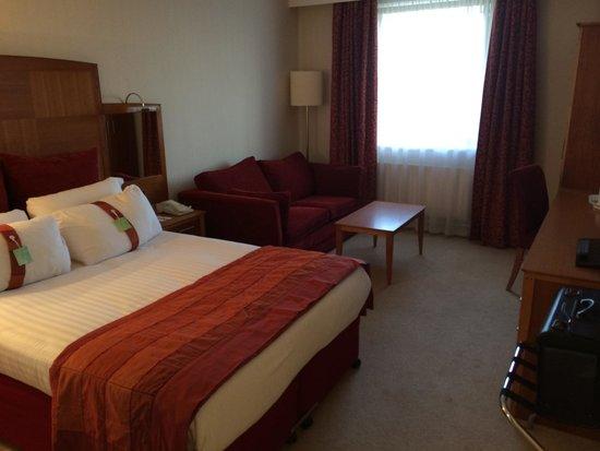 Holiday Inn Nottingham : My room