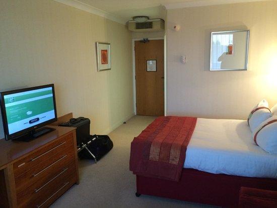 Holiday Inn Nottingham: My room