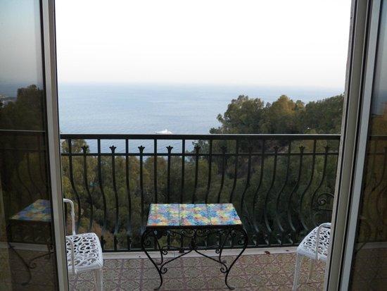 Hotel Villa Riis: Vista desde la habitación