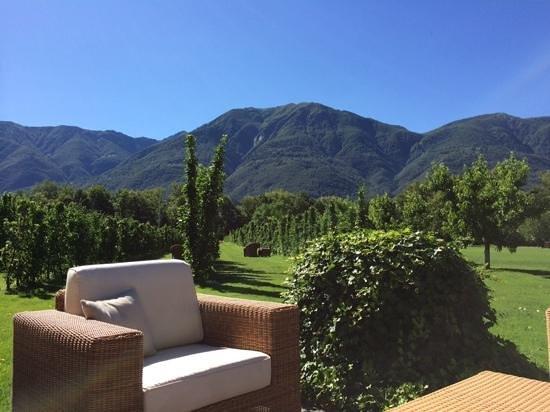 Castello del Sole Beach Resort & SPA: wunderschöner Garten
