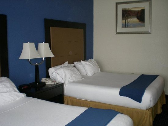 Holiday Inn Express New Buffalo: Double Bed Guest Room