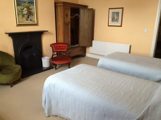 Stella Maris Country House Hotel: Twin room