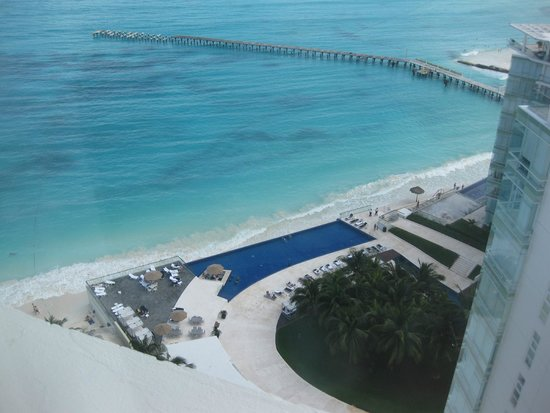 Hotel Riu Cancun: Vista