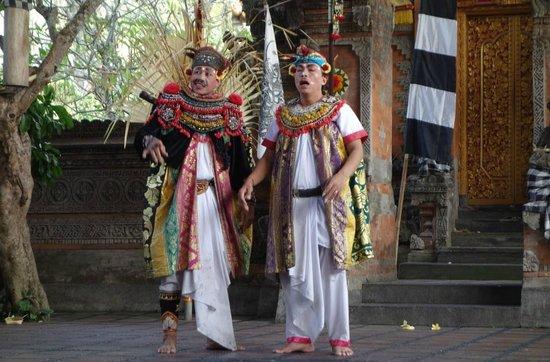 Barong & Kris Dance