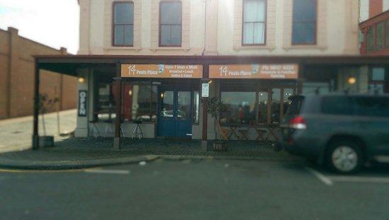Jades Cafe: Jades @ 14 Peels Place