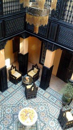 La Sultana Marrakech : Moroccan Architecture